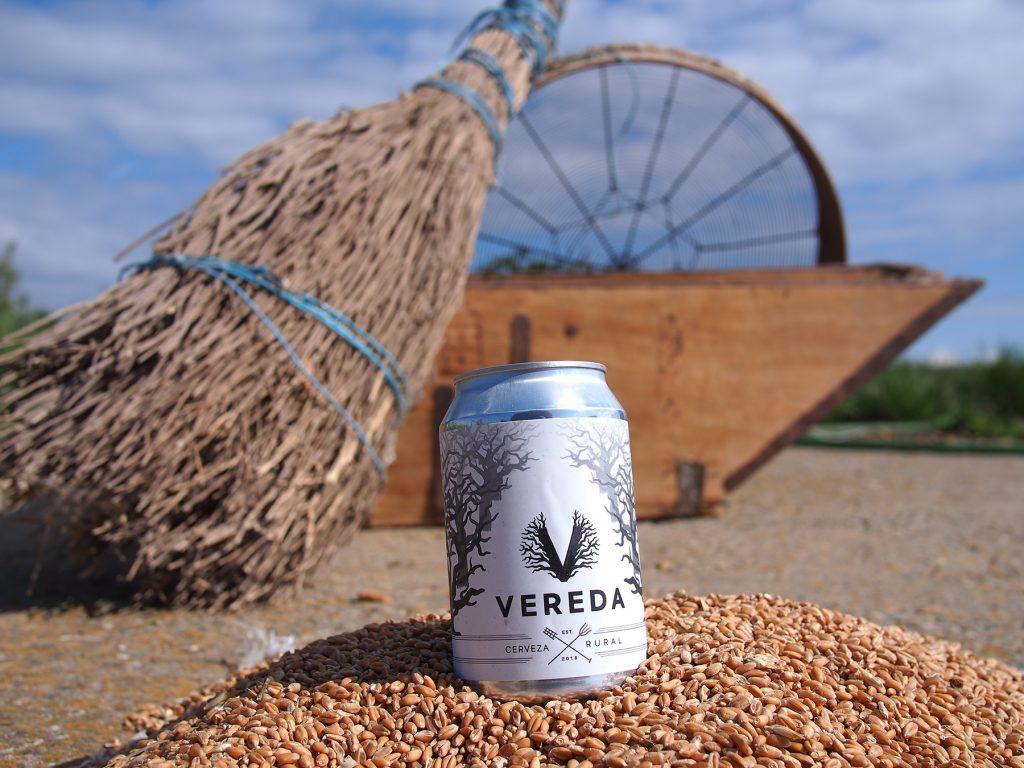 buen grano para una buena cerveza vereda - villarrobejo (palencia)