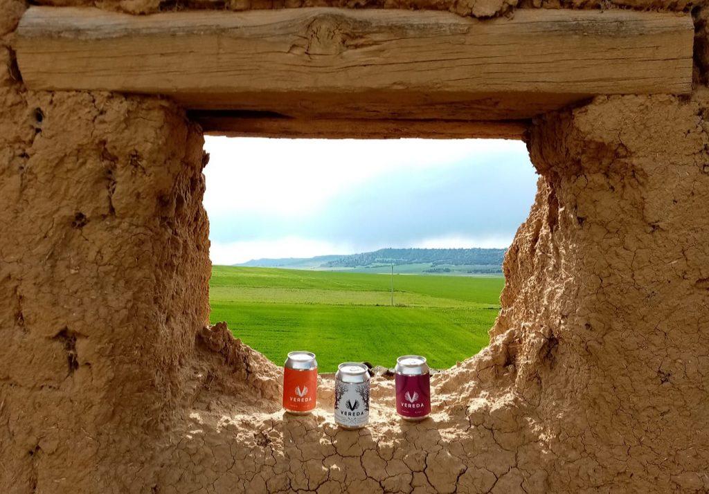 Disfrutando Veredas desde el antiguo pajar - Alba de Cerrato (Palencia)