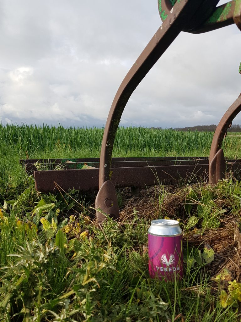 rural como cerveza vereda - villasur de ucieza (palencia)