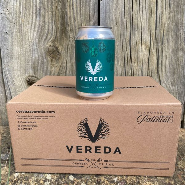 Pack Cerveza Vereda IPA